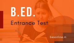 UPRTOU B.Ed Entrance Test 2019 - Notification Released