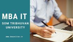 SOM Tribhuvan University Admission Open for MBA-IT Spring 2020 Session