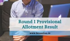 MHT CET 2019 - CAP Round 1 Provisional Allotment Result Released, Check Now