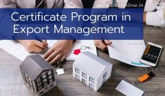 IIFT Certificate Program in Export Management Admission 2019