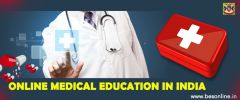 Introduction to Online Medical Education in India