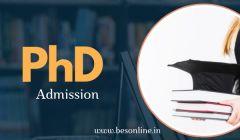 Mahatma Gandhi University PhD Admission 2019 Notification Released