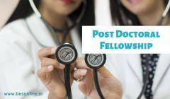 KIMS Karad Postdoctoral Fellowship Programs 2019