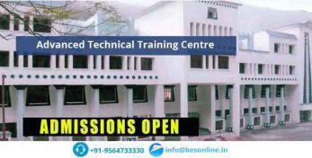 Advanced Technical Training Centre Scholarship