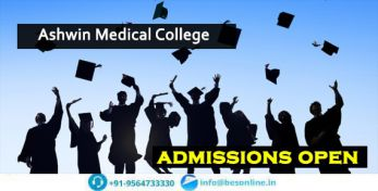 Ashwin Medical College Admissions