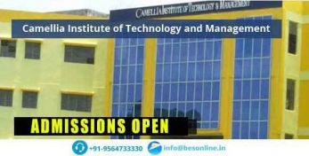 Camellia Institute of Technology and Management Fees Structure