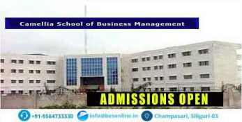 Camellia School of Business Management Exams
