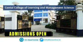 Contai College of Learning and Management Science Facilities