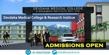 Devdaha Medical College And Research Institue