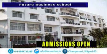 Future Business School Admissions