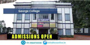 George College Facilities