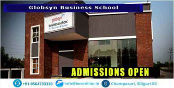 Globsyn Business School Admissions