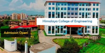 Himalaya College of Engineering Patan Admissions