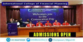 International College of Financial Planning Fees Structure