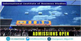 International Institute of Business Studies Admissions