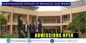 International School of Business & Media Admissions