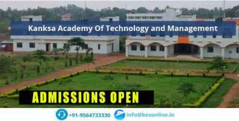 Kanksa Academy Of Technology and Management Fees Structure