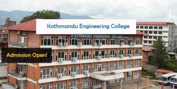 Kathmandu Engineering College Kathmandu Admissions