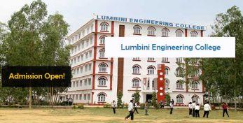 Lumbini Engineering College Tilottama Scholarship