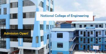 National college of engineering Lalitpur Courses