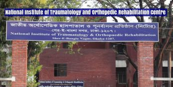 National Institute of Traumatology & Orthopedic Rehabilitation Centre