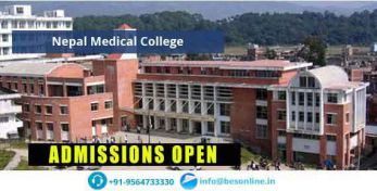 Nepal Medical College Courses