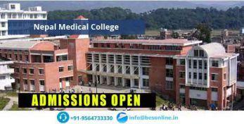 Nepal Medical College Teaching Hospital Exams