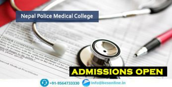 Nepal Police Medical College Fees Structure