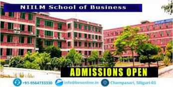 NIILM School of Business Fees Structure