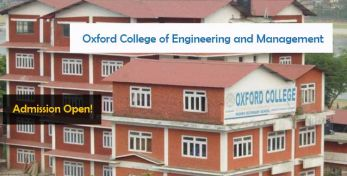 Oxford college of engineering and management Gaindakot Courses