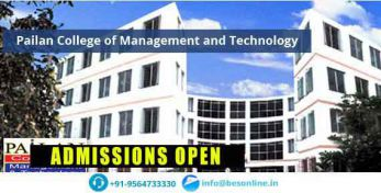 Pailan College of Management and Technology Courses