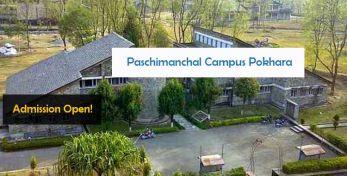 Paschimanchal Campus Pokhara Admissions