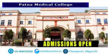 Patna Medical College and Hospital Facilities