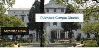 Pulchowk Campus Dharan Courses
