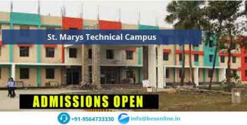 St. Marys Technical Campus Facilities