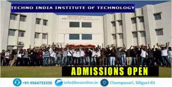 Techno India Institute of Technology Exams