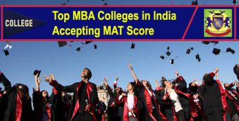 Top MBA Colleges in India accepting MAT score in 2019