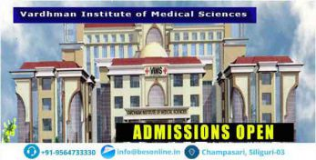 Vardhman Institute of Medical Sciences Admission