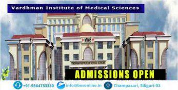 Vardhman Institute of Medical Sciences Admission