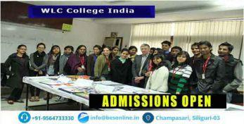 WLC College India Courses